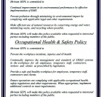 ehs-ohsas-policy